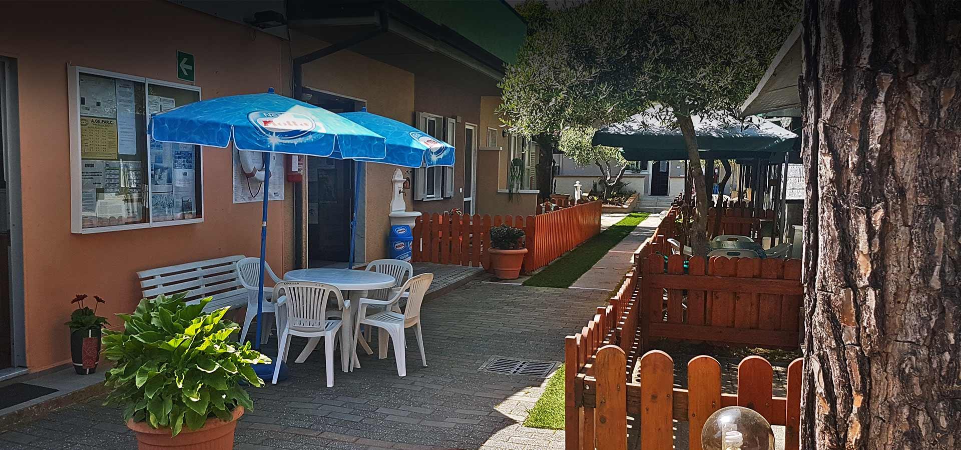 Camping Cucciolo in localit� Partaccia